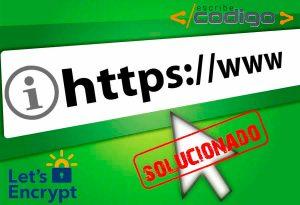 Contenido mixto SSL